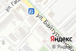 Схема проезда до компании Golden Gate Education & Consulting в Алматы