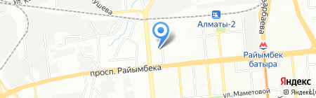 Decor Plus на карте Алматы