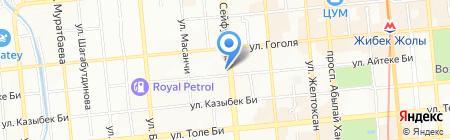 Matrioshka на карте Алматы