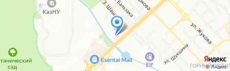 Vitas на карте Алматы