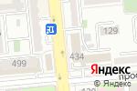 Схема проезда до компании Высоковольтный союз в Алматы