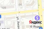 Схема проезда до компании АССО ЛТД, ТОО в Алматы