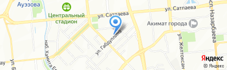 Asia Water Service на карте Алматы