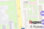Схема проезда до компании Stairs Company в Алматы