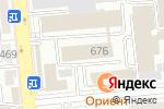 Схема проезда до компании Atacom в Алматы