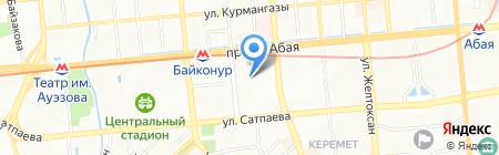 Zuzu на карте Алматы