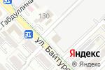 Схема проезда до компании WesternAir V.K. в Алматы