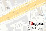 Схема проезда до компании Строй Транс КО в Алматы