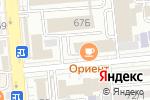Схема проезда до компании Anka market в Алматы