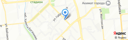 BangBang на карте Алматы
