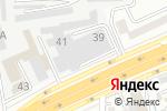 Схема проезда до компании Primoris в Алматы