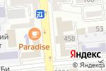 Схема проезда до компании Мега Слово, ТОО в Алматы