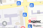 Схема проезда до компании Институт стоматологии в Алматы