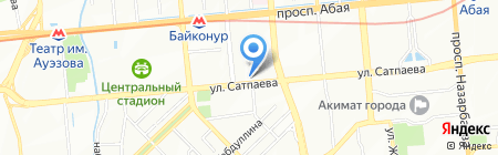 Asia Transit на карте Алматы