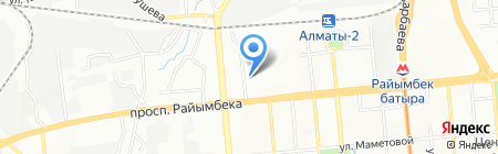 Robert Bosch ТОО на карте Алматы