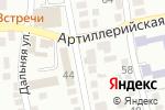 Схема проезда до компании Дже-Ан в Алматы