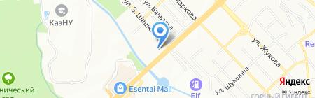 Elke Company на карте Алматы