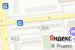 Схема проезда до компании Lendy в Алматы