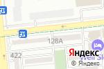 Схема проезда до компании Новые грани в Алматы