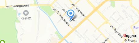 Авторская ювелирная мастерская на карте Алматы