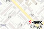 Схема проезда до компании Kaz Lingvo в Алматы