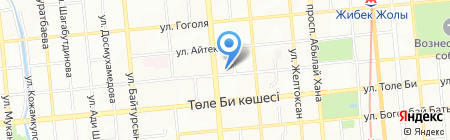 Elite Beauty на карте Алматы