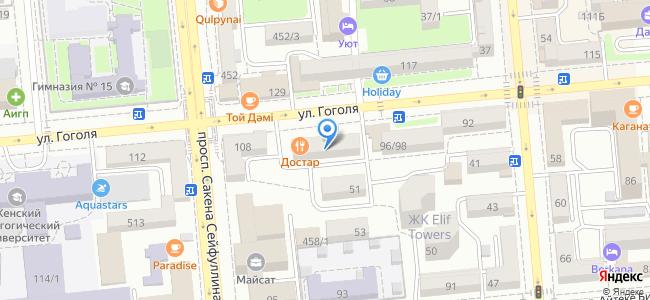Казахстан, Алматы, улица Гоголя, 100