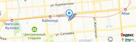 My China на карте Алматы