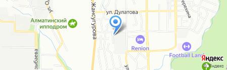 Ferroli-Service на карте Алматы