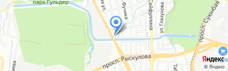 Умка-Тумка на карте Алматы