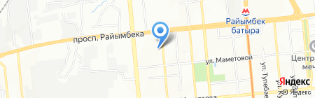 BergHOFF сеть магазинов посуды на карте Алматы