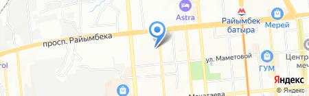 Lady Collection на карте Алматы