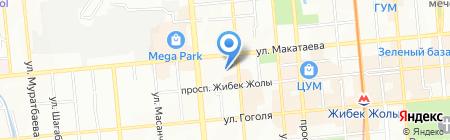 Company Grand Land на карте Алматы