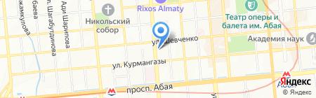 Munchen на карте Алматы