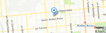 Саувит ТОО на карте Алматы