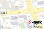 Схема проезда до компании Институт архитектуры и строительства им. Т.К. Басенова в Алматы