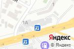 Схема проезда до компании Хозяюшка в Алматы