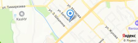 ProMasterAuto на карте Алматы