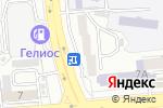 Схема проезда до компании Stom-Line в Алматы