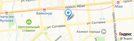 Stom-Line на карте Алматы