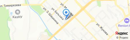 Medi сеть магазинов по продаже ортопедических товаров и компрессионного трикотажа на карте Алматы