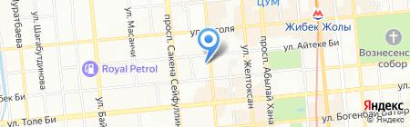 K-Lock на карте Алматы