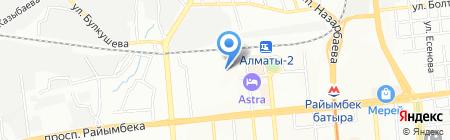 PARTY на карте Алматы