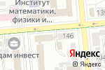 Схема проезда до компании Тау Сункар & М в Алматы