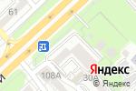 Схема проезда до компании iPoint в Алматы