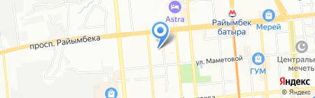 Optical на карте Алматы