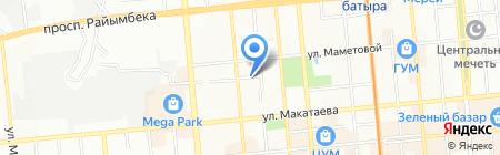 Picasso на карте Алматы