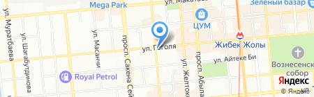 Home Art на карте Алматы