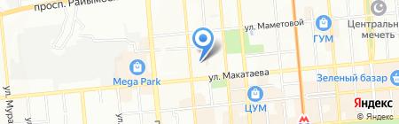 КазВторСырье на карте Алматы