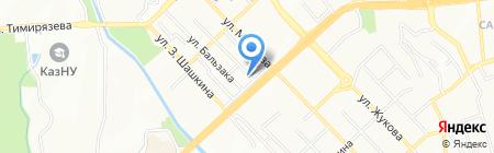 PRO FASHION GROUP на карте Алматы